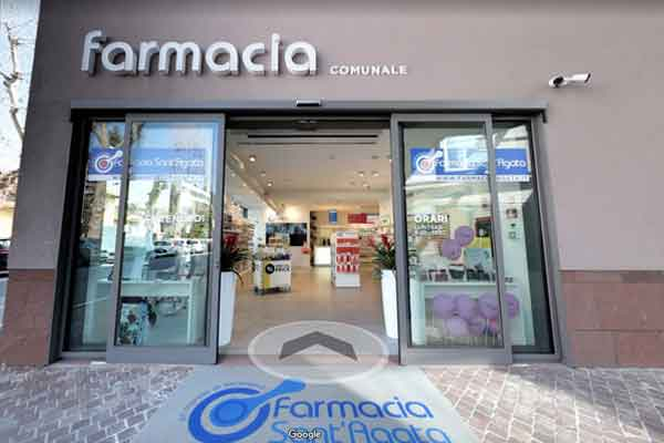 esempio tour virtuale google farmacia